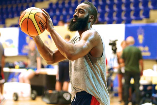 Jerry Colangelo Calls James Harden the Leader of Team USA