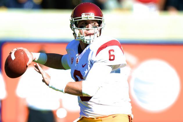 USC Football: Cody Kessler Can Erase Trojans' Bad Week