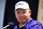 LSU Professor Uses Les Miles for Homework