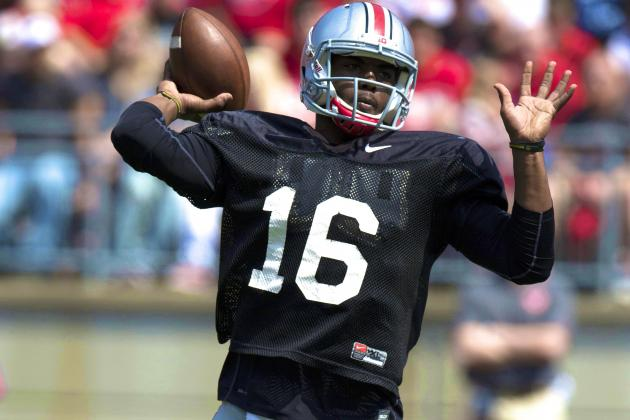 Ohio State Football: Realistic Expectations for JT Barrett in His Buckeyes Debut