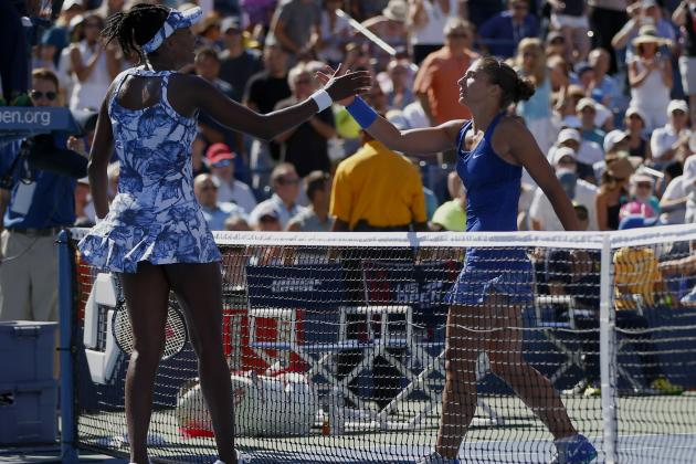 Venus Williams vs. Sara Errani: Score and Recap from 2014 US Open