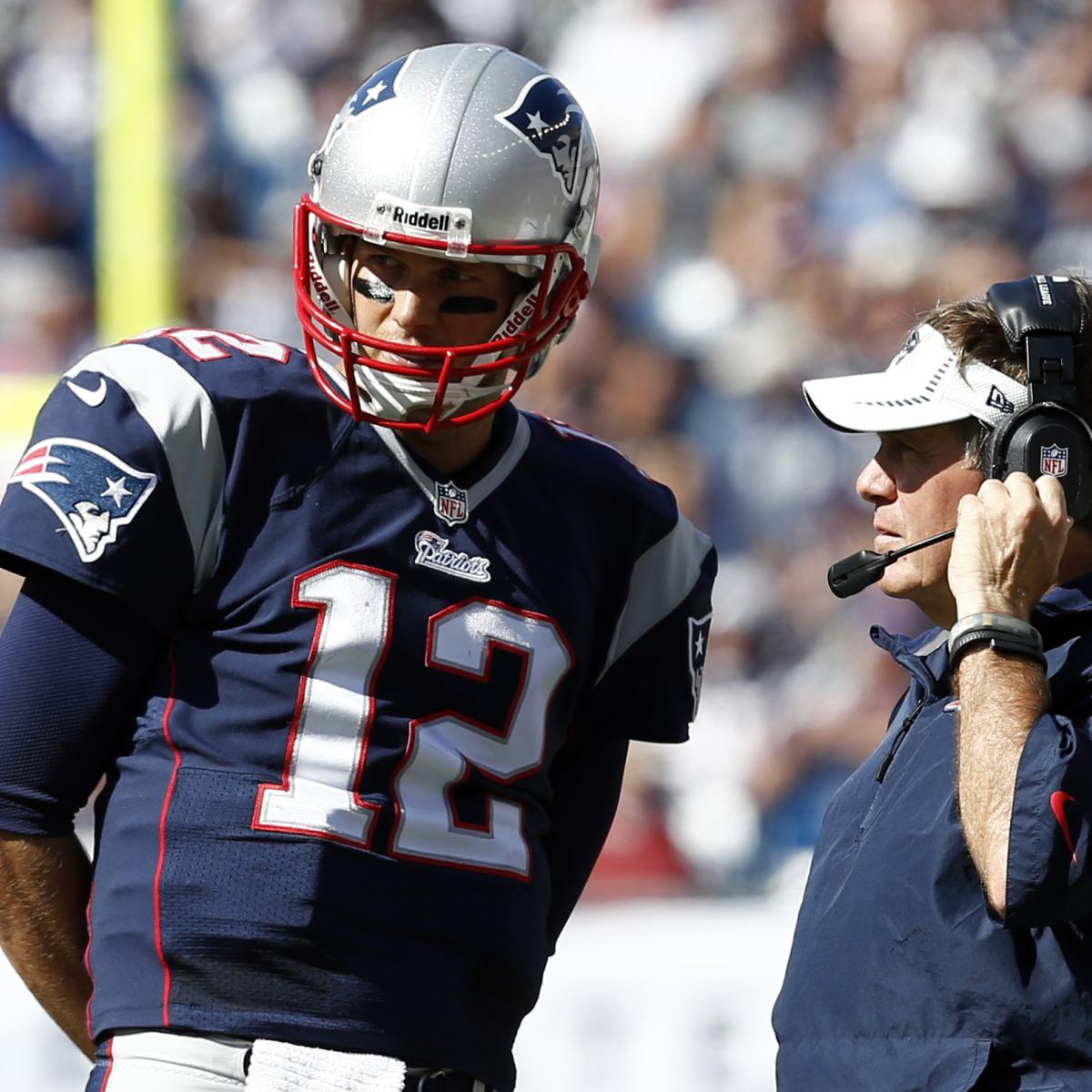 New England Patriots 2014 Virtual Program: Depth Chart