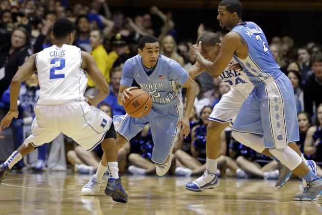 UNC Basketball: Will Preseason All-American Pressure Help or Hurt Marcus Paige?