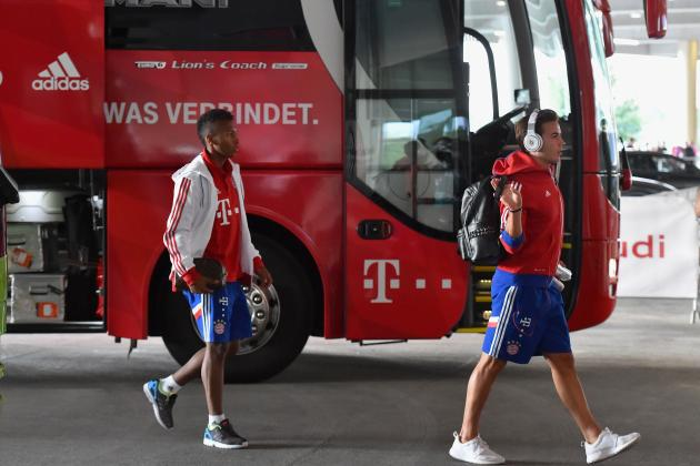 Schalke vs. Bayern Munich: Date, Time, Live Stream, TV Info and Preview