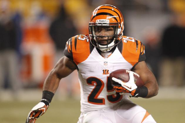 Gio Bernard, Jeremy Hill's Fantasy Outlook After BenJarvus Green-Ellis' Release