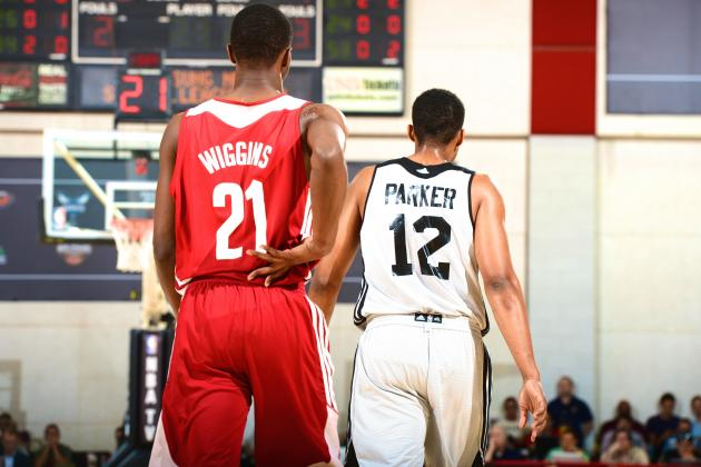 Is Andrew Wiggins or Jabari Parker a Bigger Threat for Rookie of the Year?