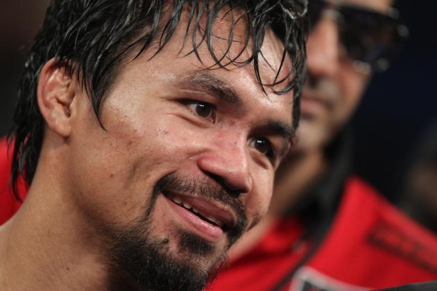 Manny Pacquiao Wants Metta World Peace to Join Kia Sorentos