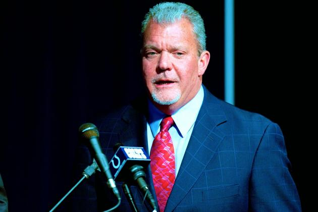 Jim Irsay Reaches Plea Deal in OWI Case: Latest Details and  Reaction