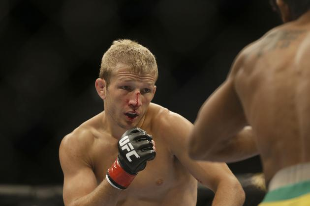 Dillashaw vs. Soto: Champion Won't Be Thrown by Last-Second Replacement