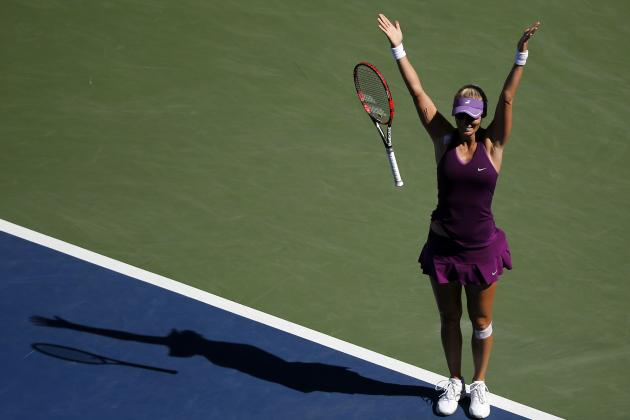 US Open 2014 Results: Final Scores, Updated Bracket and More for Day 5