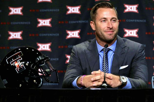 Kliff Kingsbury and Texas Tech Agree on New Contract: Latest Details, Reaction