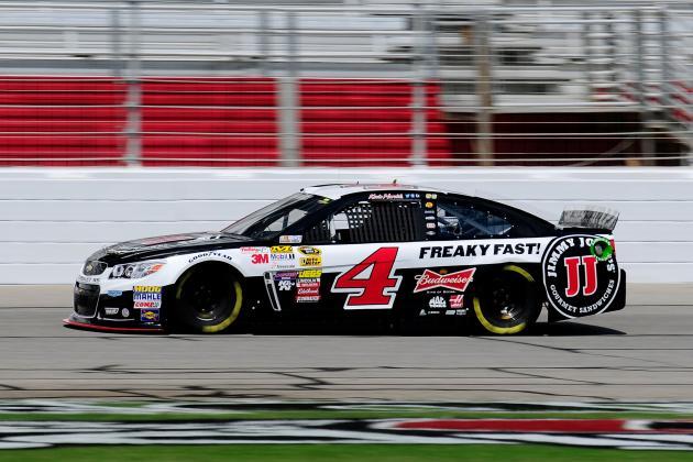 NASCAR at Atlanta 2014 Qualifying Results: Live Leaderboard Updates