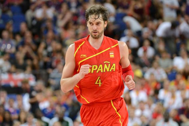 Spain vs. Egypt: TV Info, Live Stream and Preview for FIBA World Cup 2014