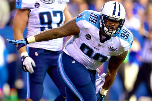 Tennessee Titans Smart to Lock Up Jurrell Casey Before Contract Season
