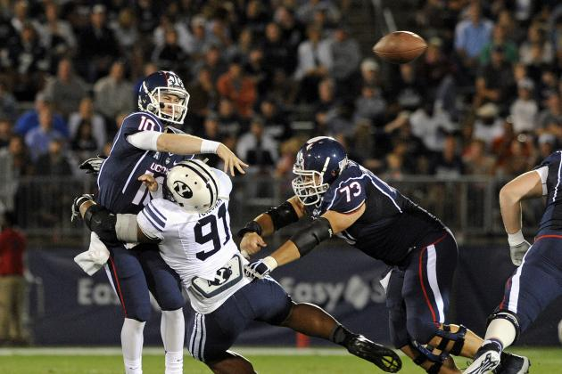 BYU vs. UConn: Game Grades, Analysis for Cougars