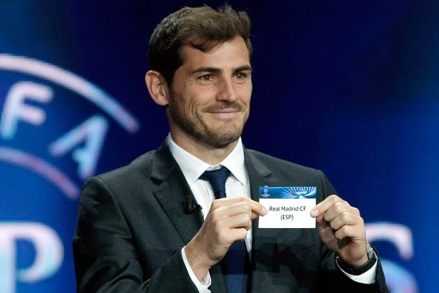 Report: UEFA Set to Alter Champions League Seeding Starting in 2015/16