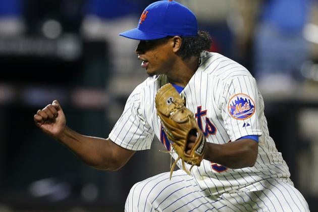 Mejia Becomes 2nd-Youngest to 20 Saves