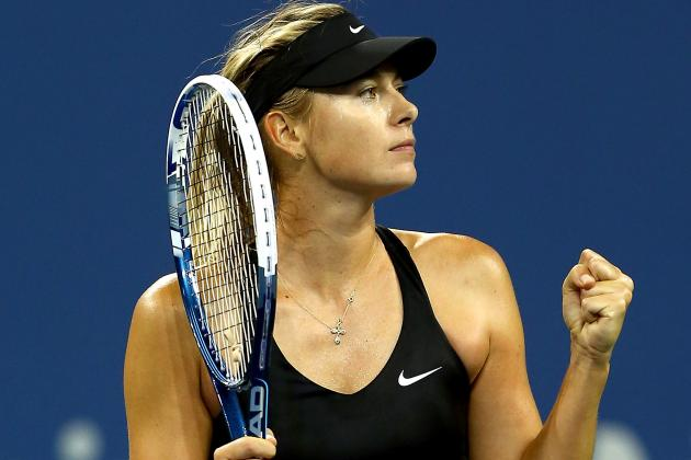 Maria Sharapova vs. Sabine Lisicki: Score and Recap from 2014 US Open