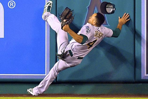 Coco Crisp Injury: Updates on A's Star's Neck and Return After Wall Collision