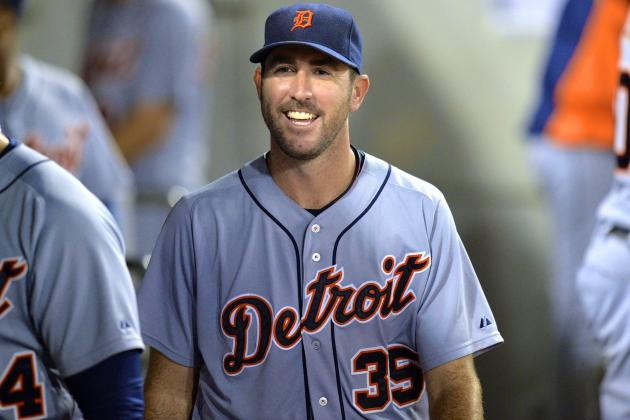 Justin Verlander's Rejuvenation Is Everything the Detroit Tigers Need Right Now