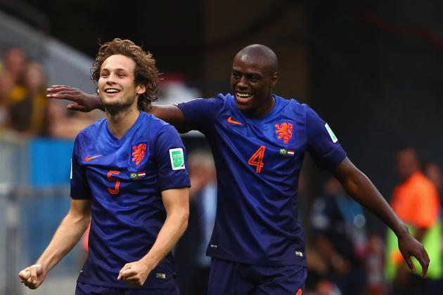 Manchester United Agree Fee with Ajax for Daley Blind