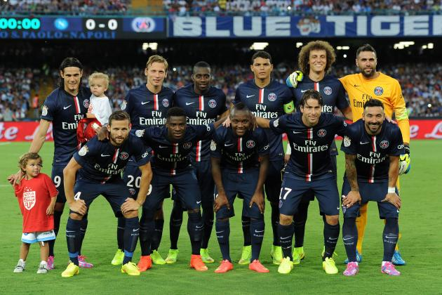 PSG vs. St Etienne: Date, Time, Live Stream, TV Info and Preview