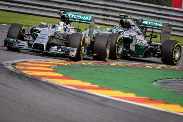 Nico Rosberg's Apology to Lewis Hamilton Rings Hollow
