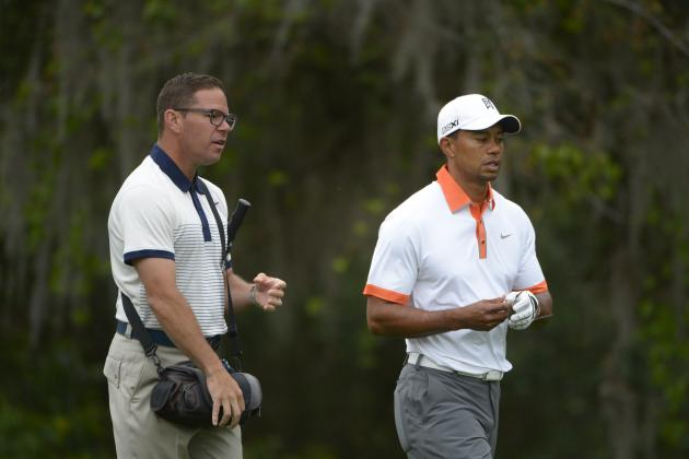 Just Another Week in the Tumultuous World of Tiger Woods