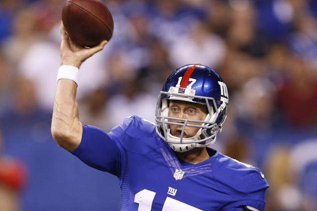 Giants Brush off Curtis Painter, Keeping Just Two QBs
