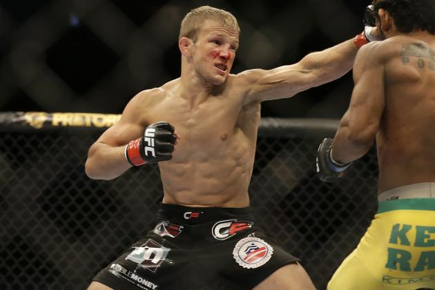 Dillashaw vs. Soto Results: Winner and Recap from UFC 177