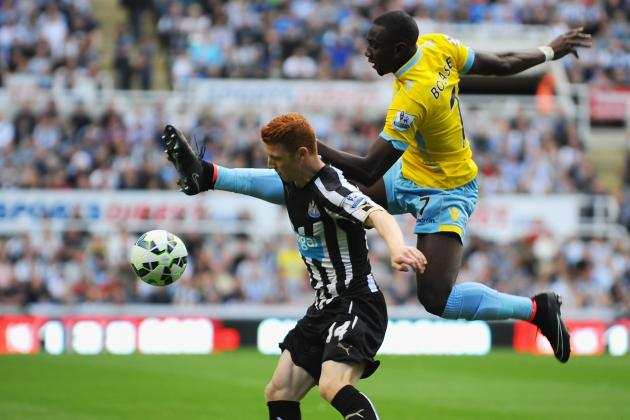 Newcastle vs. Crystal Palace: Live Score, Highlights from Premier League Clash