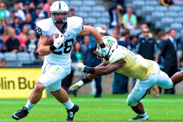 Penn State vs. UCF: Live Score and Highlights