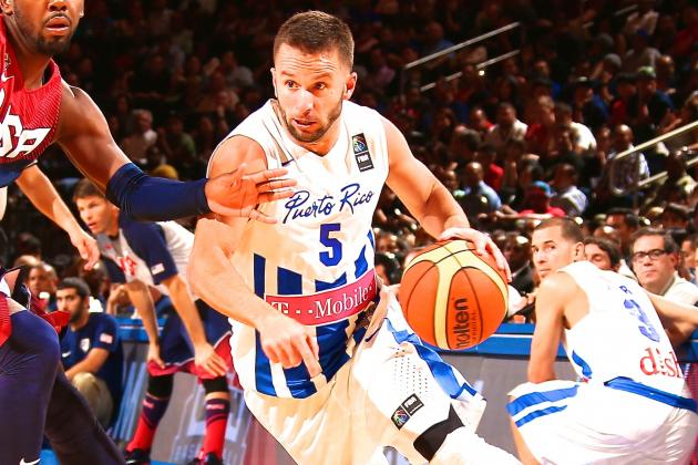 Puerto Rico vs Argentina: Live Score and Highlights for FIBA World Cup 2014