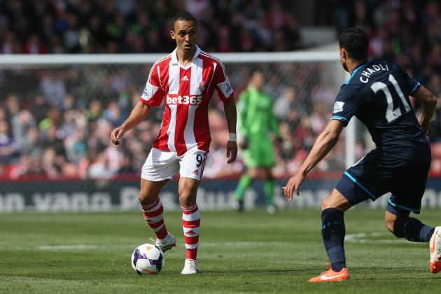 Peter Odemwingie Injury: Updates on Stoke City Star's Knee and Return