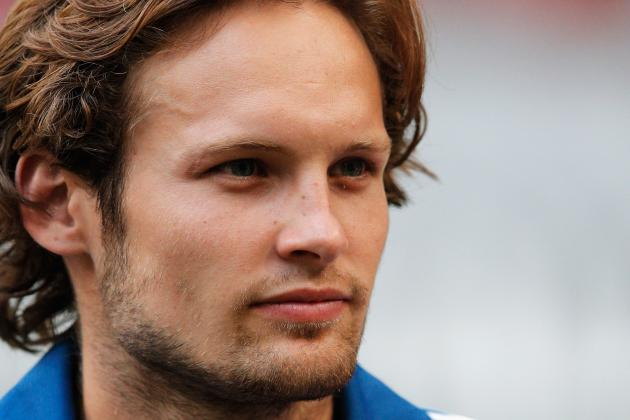 Manchester United Transfer News: Latest on Daley Blind, Arturo Vidal, More