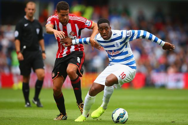 Sensational Leroy Fer the Difference in No. 10 Role for QPR vs. Sunderland