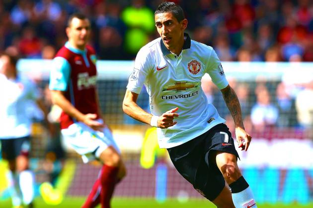 Angel Di Maria's Bright Debut Can't Hide Manchester United's Problems at Burnley