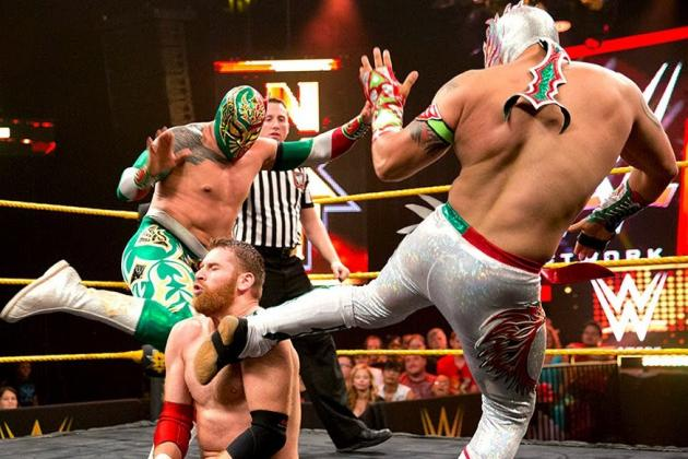 How Sin Cara and Kalisto Can Replace Rey Mysterio and Alberto Del Rio