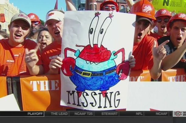 Best Signs from ESPN's 'College GameDay' Week 1