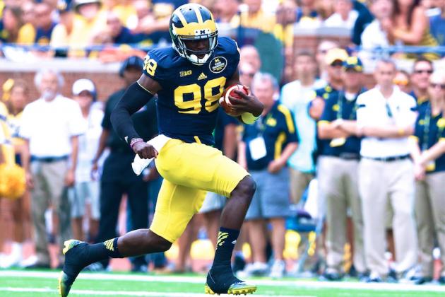 Appalachian State vs. Michigan: Live Score and Highlights