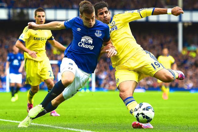Everton vs. Chelsea: Live Score, Highlights from Premier League Clash