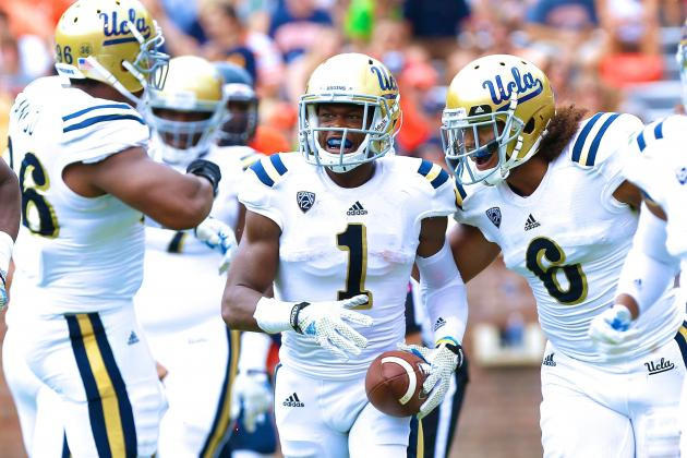 UCLA vs. Virginia: Live Score and Highlights