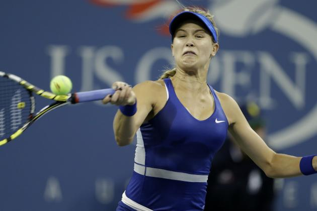 US Open 2014 Results: Latest Scores and Evening Draw Schedule for Day 6