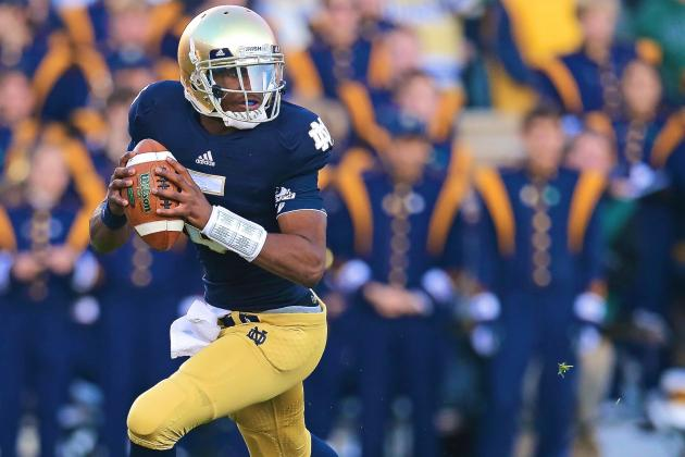 Rice vs. Notre Dame: Live Score and Highlights