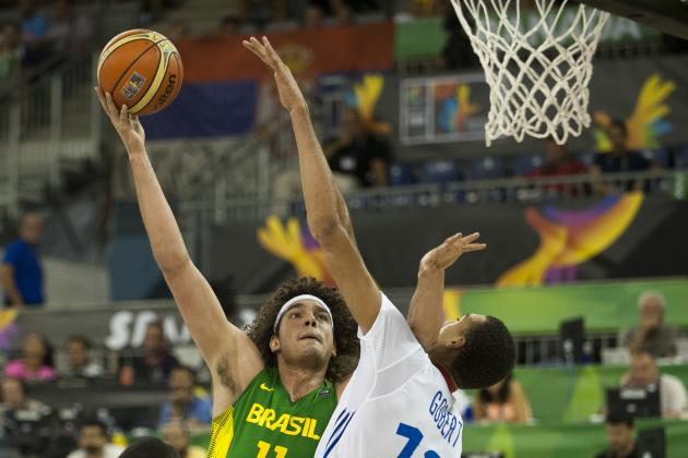 France vs. Brazil: Game Grades, Analysis for FIBA World Cup 2014 Matchup