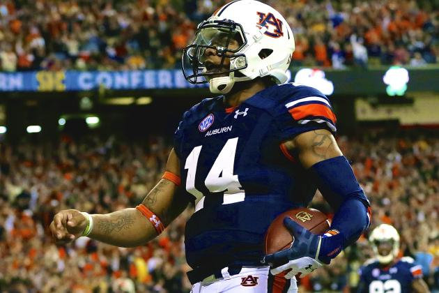Arkansas vs. Auburn: Live Score and Highlights