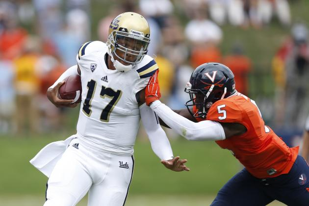 UCLA vs. Virginia: Game Grades, Analysis for Bruins