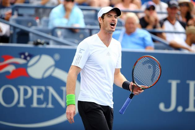 Andy Murray vs. Andrey Kuznetsov: Score and Recap from 2014 US Open