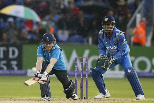 Plight of Eoin Morgan a Symptom of England's Batting Malaise