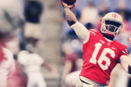 Grading J.T. Barrett's Debut Performance vs. Navy